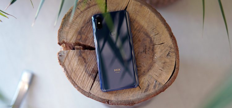 Xiaomi Mi MIX 3, first impressions: the great white shark of the Android ocean