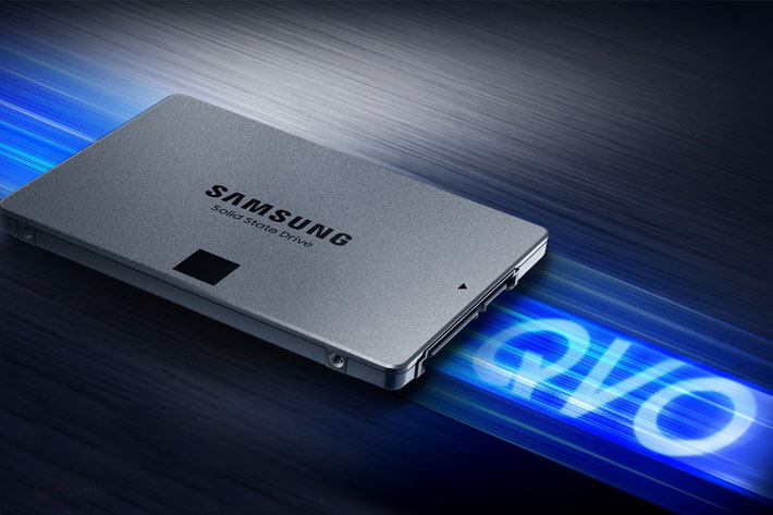 The Samsung 860 QVO are the new SSD units of up to 4 TB that opt ​​for the price / performance ratio