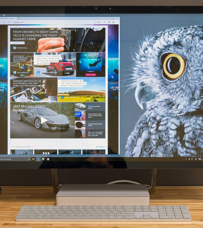 Microsoft Surface Studio 2, first impressions: its screen and its base are still surprising, but the novelties are inside