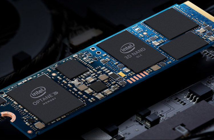 Intel already has its new Optane H10 units with SSD ready, and they promise to catapult performance into laptops