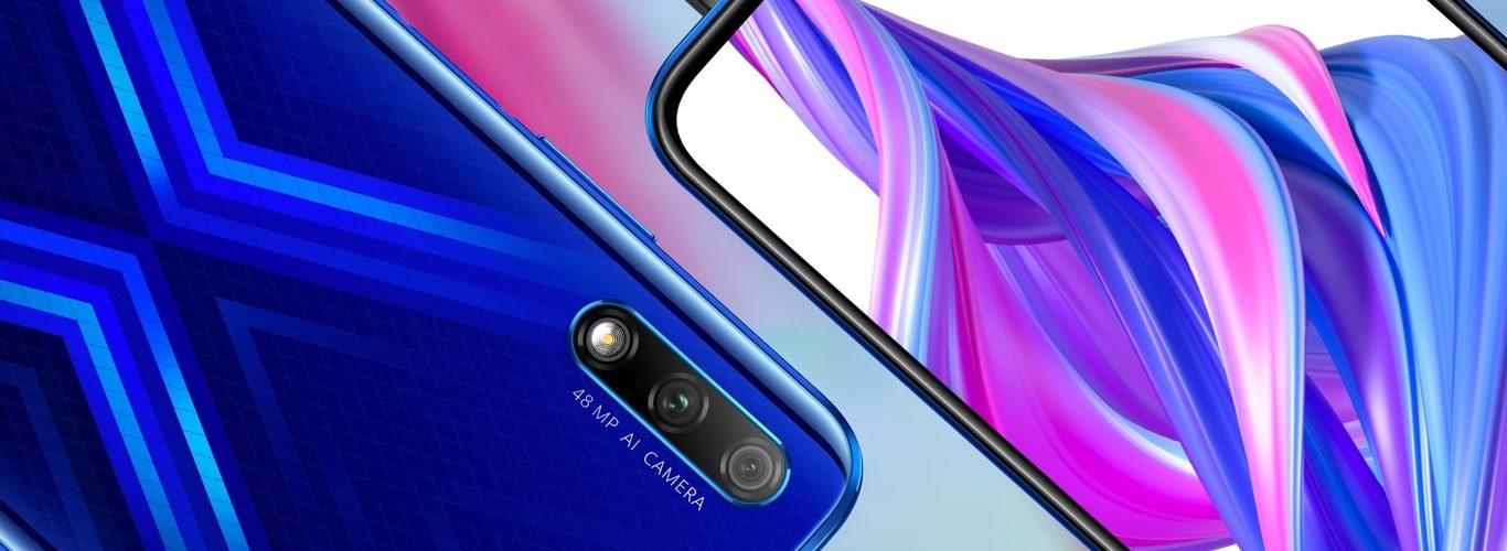 """Honor 9X and 9X Pro: """"all screen"""" and triple camera design to compete against the best mid-range"""
