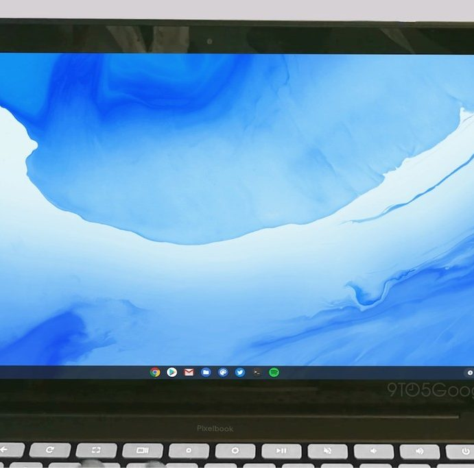 Details of an alleged 'Pixelbook Go' appear, the new Google laptop with a 13.3-inch 4K screen