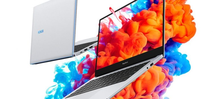 Honor MagicBook 14 and MagicBook 15 arrive in Europe: price and availability